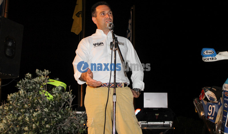 liksi Naxos Adventure Rally 1