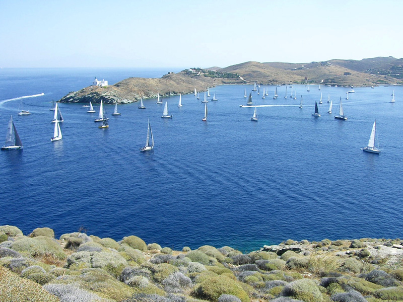cyclades regatta 2017 2