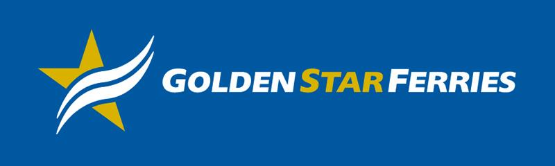 golden star ferries logo