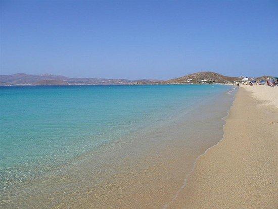 Παραλία Άγιος Προκόπιος Νάξος