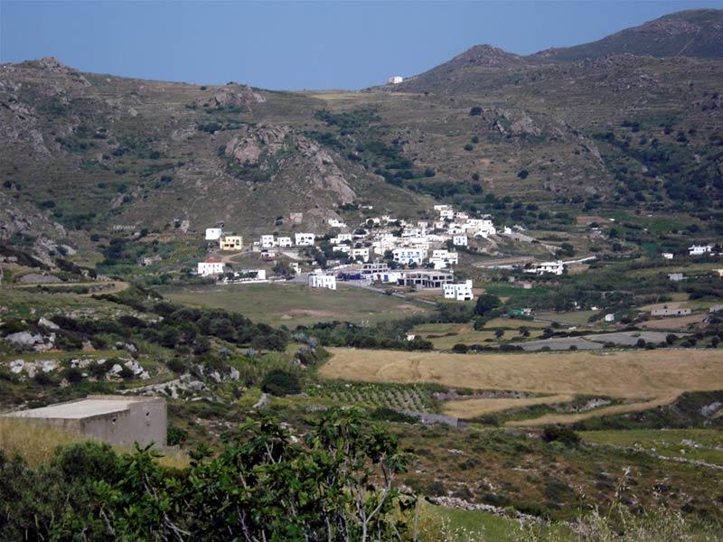 Η περιοχή Αγίου Θαλλελαίου που βρίσκεται το οικόπεδο του ΟΑΕΔ
