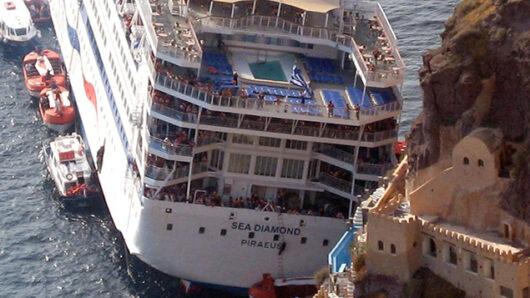 Ν. Συρμαλένιος: «Η κυβέρνηση πρέπει να εφαρμόσει την απόφαση του ΣτΕ και να προχωρήσει στην ανέλκυση του ναυαγίου του Sea Diamond»