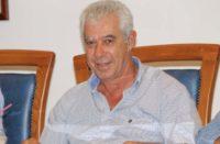 Ο πρόεδρος του Λιμενικού Ταμείου Νάξου Νίκος Σέργης