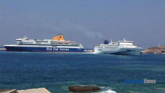 Ενισχύεται η ακτοπλοϊκή σύνδεση της ηπειρωτικής Ελλάδας με τα νησιά του Αιγαίου