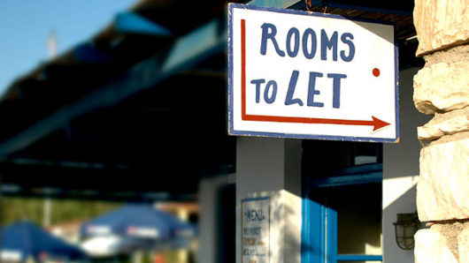 rooms let