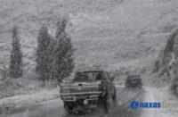 χιονόπτωσης