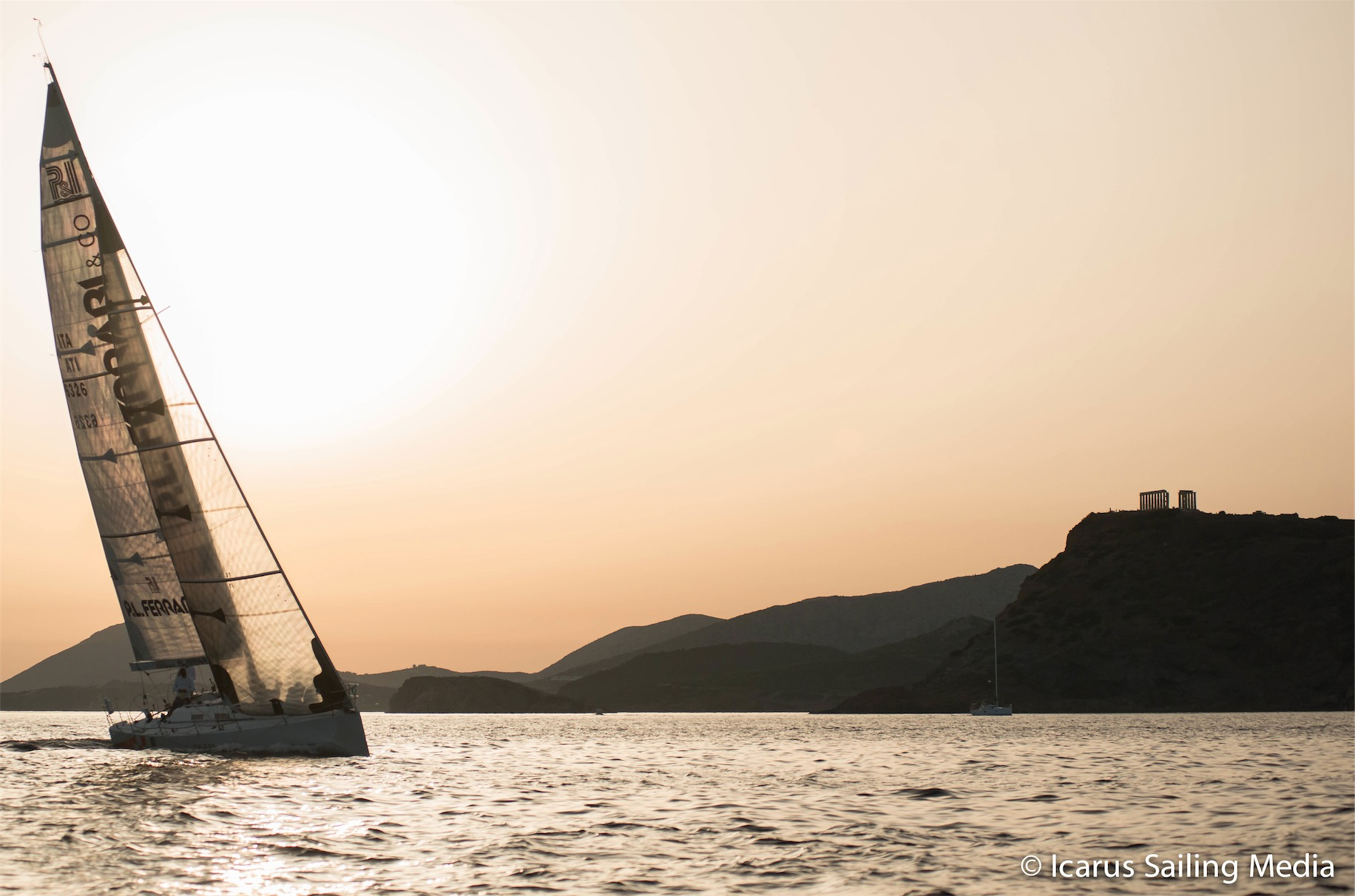 andros yacht race