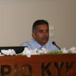 Πώς σχολίασε ο πρώην Δήμαρχος Γιώργος Μαραγκός την κατάταξη της Σύρου στο «κόκκινο» του επιδημιολογικού χάρτη