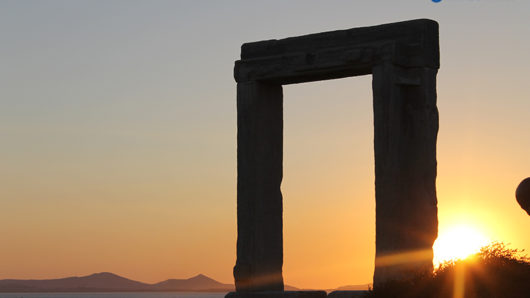 ηλιοβασίλεμα στην Πορτάρα