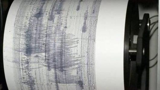 Σεισμός το βράδυ της Δευτέρας ανοιχτά της Σαντορίνης