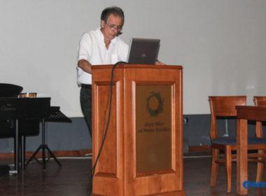 ομιλία του Γιάννη Βλασερού στο Φιλώτι