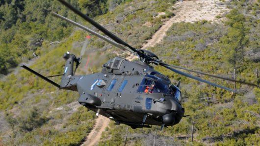 elikoptero NH 90