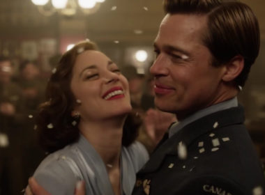 Brad Pitt and Marion Cotillard married in Allied
