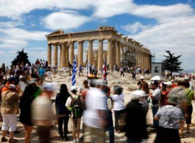 akropoli touristes 1