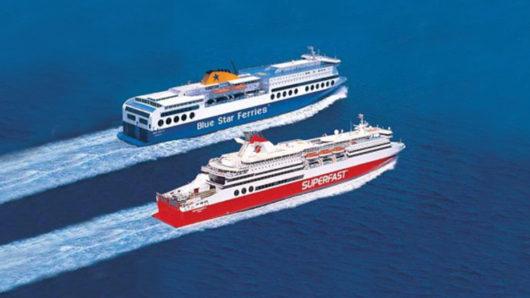 superfast bluestar ferries