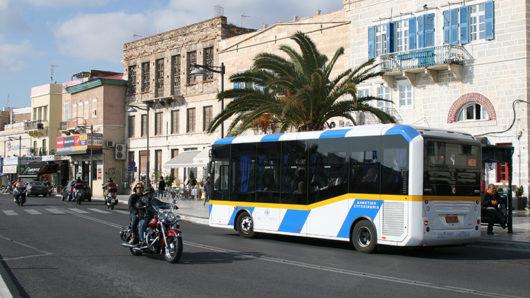 Επιπλέον δρομολόγιο στην αστική συγκοινωνία του Δήμου Σύρου-Ερμούπολης
