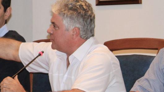 Συνελήφθη ο αντιδήμαρχος Μανώλης Πολυκρέτης