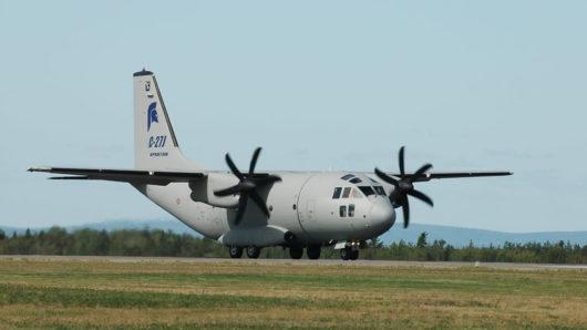 c27j spartan aeroplano