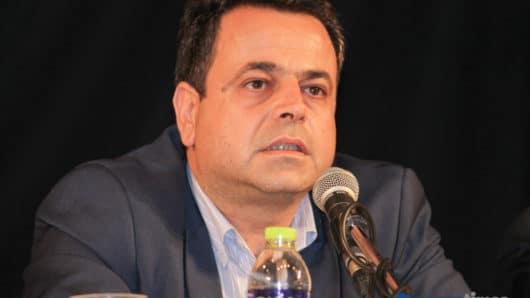 Σχόλιο Σαντορινιού για την επίσκεψη Αμυρά και τους Δασικούς Χάρτες: «Η μετακύλιση ψευδών ευθυνών δεν πιάνει πια»