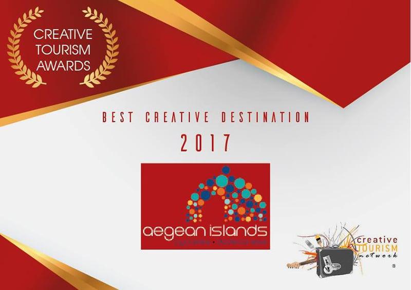 best creative destination award 2017