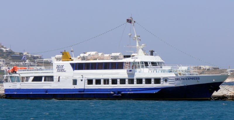 delos express shipspotting com