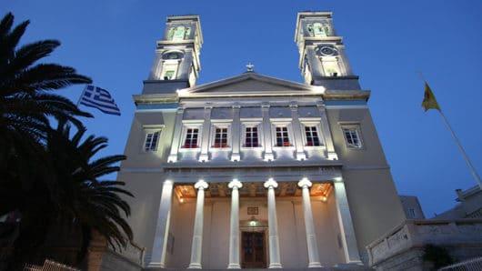 Μήνυμα Δημάρχου Σύρου-Ερμούπολης για τον εορτασμό της μνήμης του Πολιούχου Αγίου Νικολάου