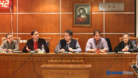 Δημοτικό συμβούλιο Νάξου και Μικρών Κυκλάδων