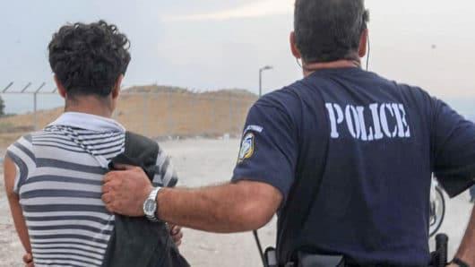 Αστυνομικό δελτίο: Συλλήψεις σε Νάξο και Σαντορίνη