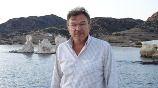 Κώστας Βερνίκος πρόεδρος Συλλόγου Σαγκριωτών