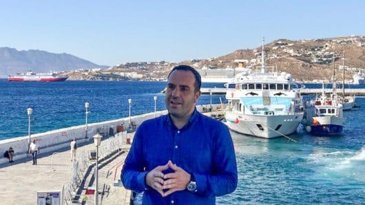 Κ. Κουκάς: Εμείς αποφασίζουμε εάν θα διαφυλάξουμε την κανονικότητα ή θα «κλείσει» το νησί