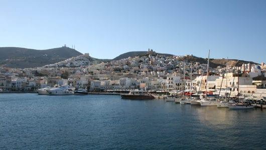 Σύρος: Ματαιώνεται το Cyclades Yachting Festival & Gastronomy – Syros
