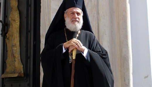 Μήνυμα του Μητροπολίτη Σύρου κ. Δωροθέου Β' για την εορτή του Αγίου Νικολάου