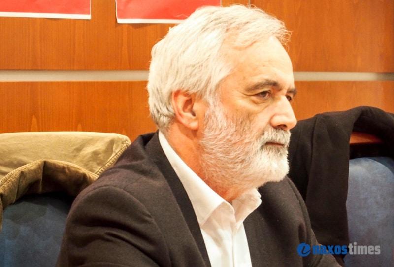 Ευχαριστήριο Ντουνιαδάκη σε όσους ψήφισαν Λαϊκή Συσπείρωση