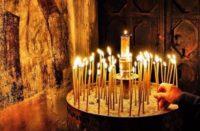 ιερόσυλοι κλοπή παγκάρι εκκλησίας