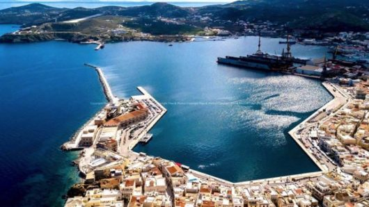 Σύρος: Τα δρομολόγια των πλοίων μέχρι 24 Ιανουαρίου