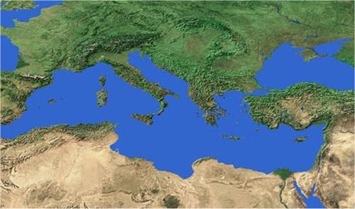 Η Μεσόγειος θερμαίνεται 20% περισσότερο