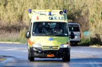 ασθενοφόρο Μόνιμη εγκατάσταση ασθενοφόρου στην Κόρωνο