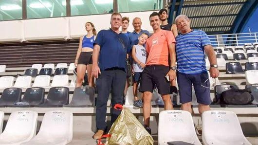 Καβαλιέρου παγκόσμιο πρωτάθλημα νεότητας Δημήτρης Καρούσης