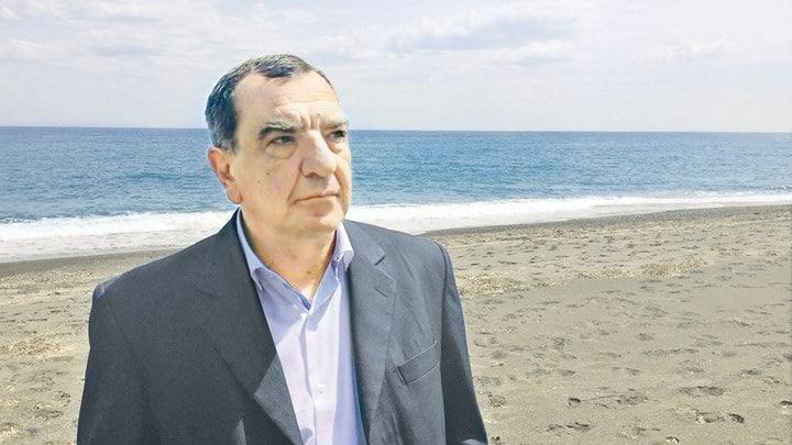 Αντώνης Σιγάλας δήμαρχος Σαντορίνης