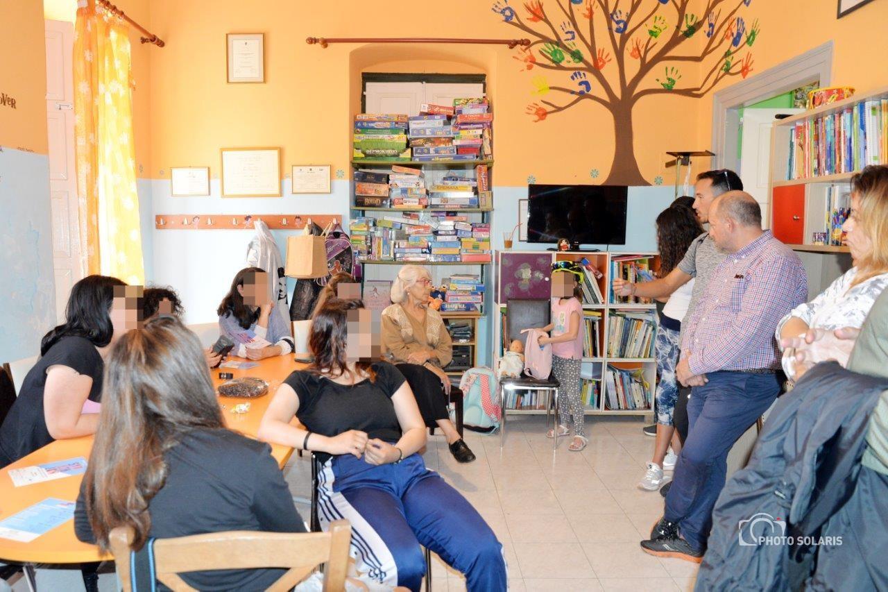 """Το """"SYRATHLON 2019"""" στηρίζει τη """"Στέγη ανήλικων και εφήβων Σύρου"""""""