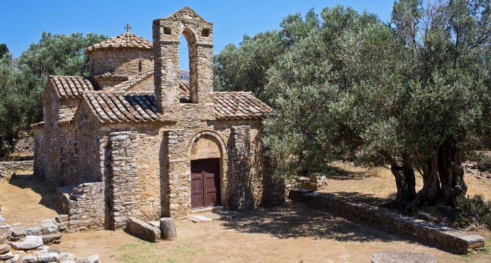 ναός Αγίου Γεωργίου Διασορίτη