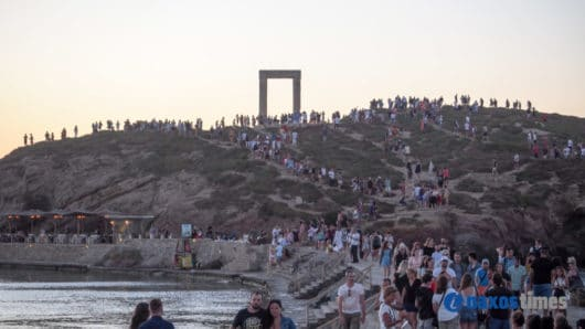 Νάξος: Αυξημένες κατά 2,5% ήταν οι αφίξεις τουριστών το φετινό καλοκαίρι