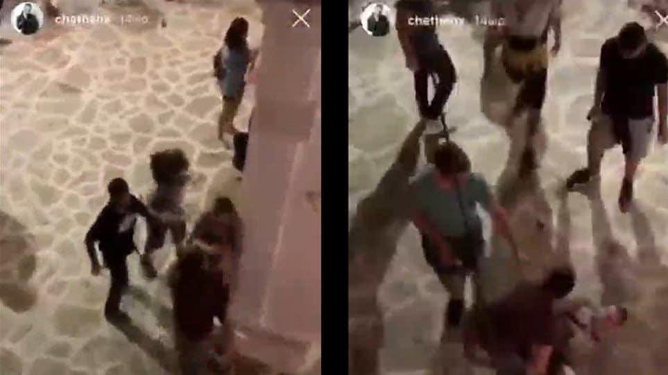 Αστυνομικός έσπασε στο ξύλο τουρίστα στην Αντίπαρο