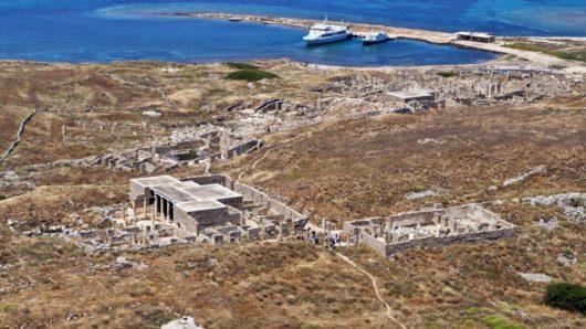 Δήλος - Πρόσληψη 10 ατόμων από Εφορεία Αρχαιοτήτων Κυκλάδων