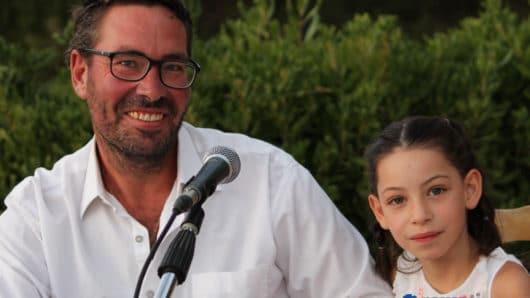 Υποψήφιος πρόεδρος της ΔΗΜ.Τ.Ο. Νάξου και Μικρών Κυκλάδων της Νέας Δημοκρατίας ο Αντώνης Μανιός