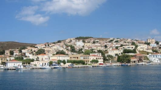 Οινούσσες ελληνικό νησί