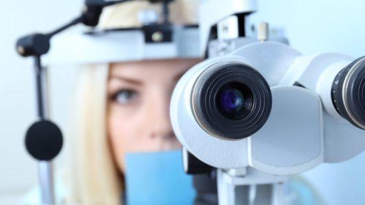 οφθαλμολογικό εξοπλισμό