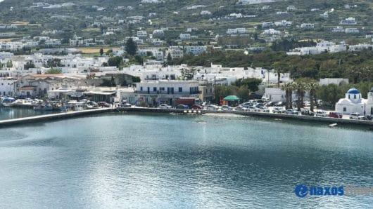 Πάρος: Μεθυσμένος οδηγός παρέσυρε τα κολωνάκια στην παραλιακή της Παροικίας