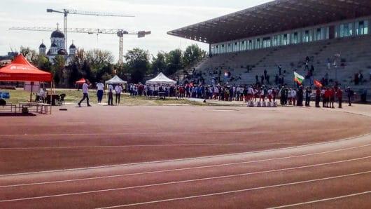 ΣΕΒΑΣ Βαλκανικούς αγώνες