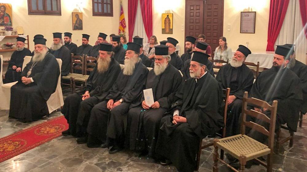 Σύναξη ιερέων και κατηχητών